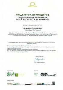certyfikat ZTZ